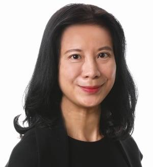 Yulanda CHUNG, head of sustainability sustainability, institutional banking group, DBS