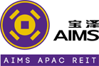 AIMS APAC REIT Management